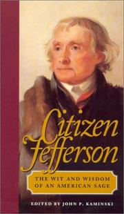 Citizen Jefferson