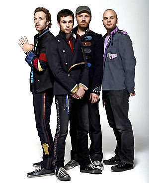 Picture of Coldplay #282949