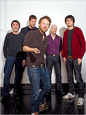 Picture of Radiohead #285426