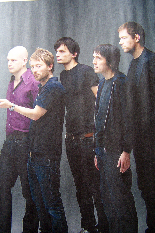 Picture of Radiohead #293615