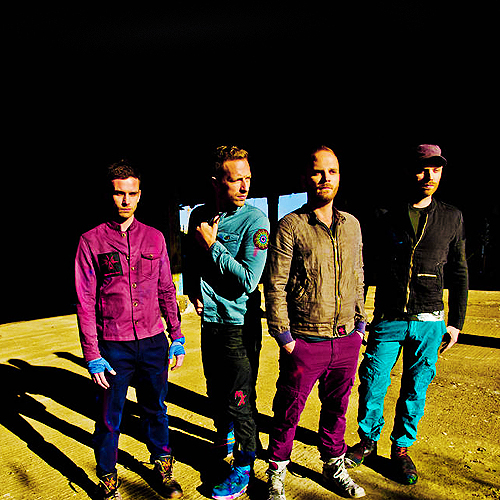 Picture of Coldplay #299782