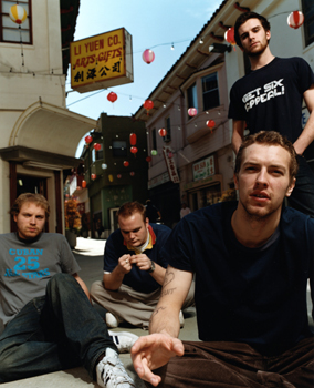 Picture of Coldplay #314556