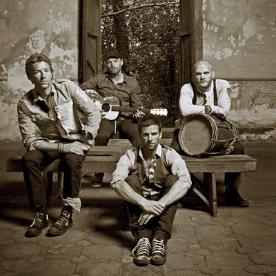 Picture of Coldplay #314558