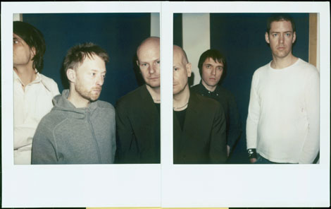 Picture of Radiohead #335352