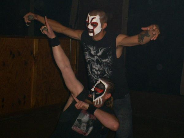 Hardcore metal rap