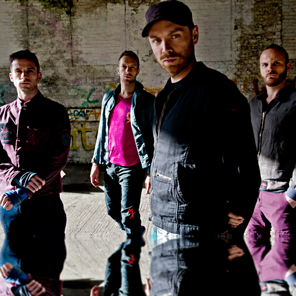 Picture of Coldplay #443446