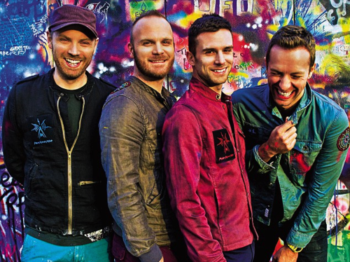 Picture of Coldplay #372945