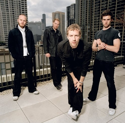 Picture of Coldplay #444607