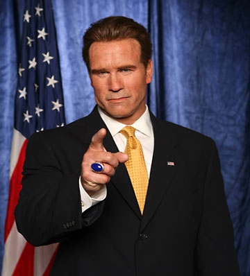 Picture of Arnold Schwarzenegger #99001