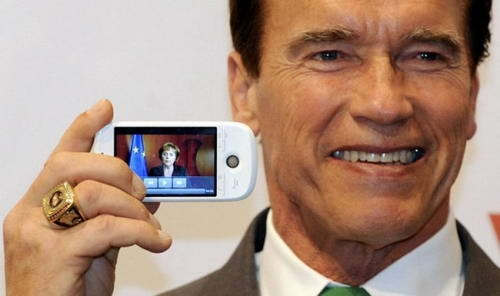 Picture of Arnold Schwarzenegger #99008