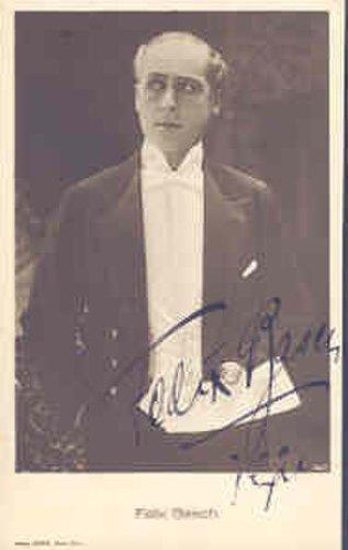 Felix Basch