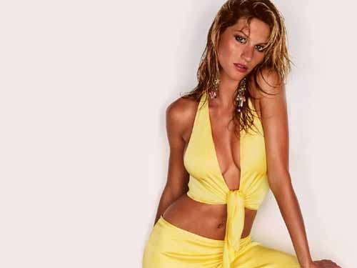 Picture of Gisele Bundchen #135468