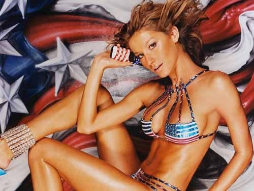 Picture of Gisele Bundchen #135470