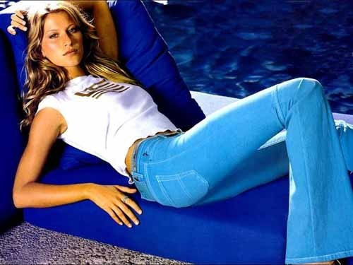 Picture of Gisele Bundchen #135485