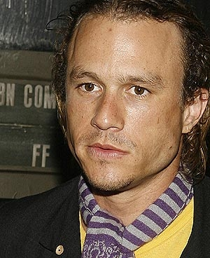 Picture of Heath Ledger #138570