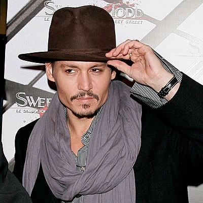 Picture of Johnny Depp #153734