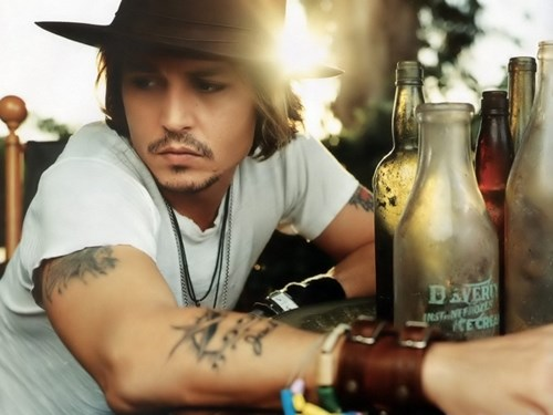 Picture of Johnny Depp #153737