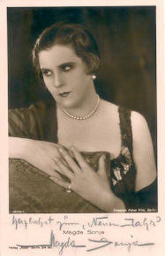 Magda Sonja