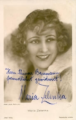 Maria Zelenka