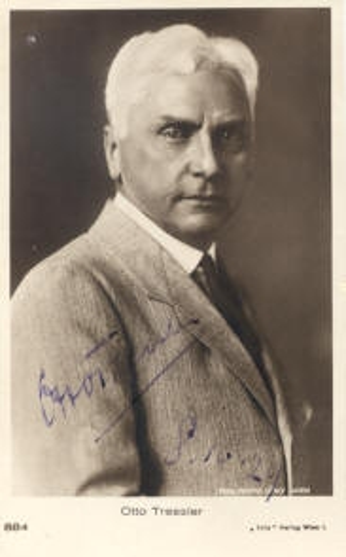Otto Tressler